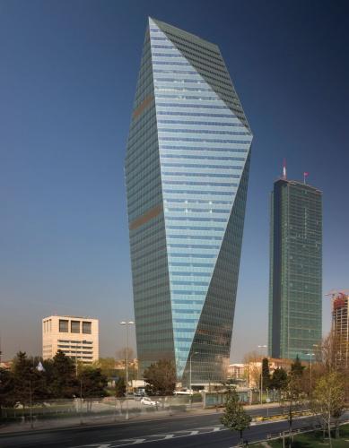 QNB Finansbank Tower