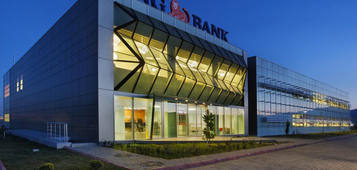 IT- und Betriebsgebäude der ING Bank, Kahramanmaraş
