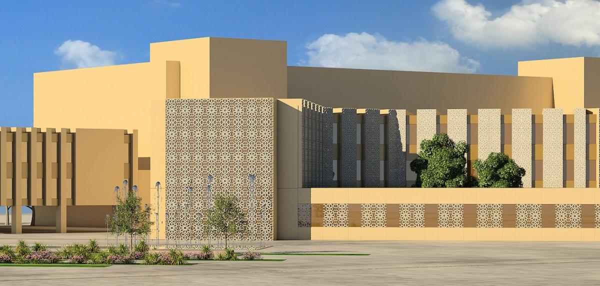 Shatt Al-Arab Krankenhaus, Basra