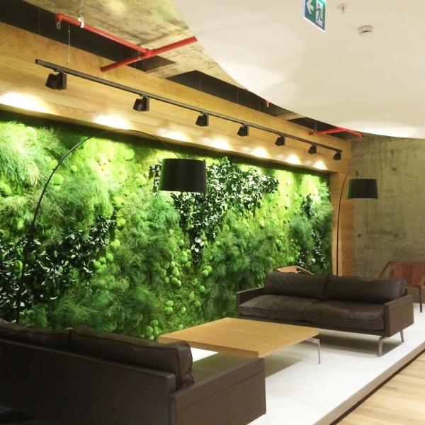 Büroräume für Deloitte, Istanbul