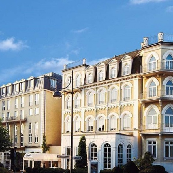 Steigenberger Hotel, Bad Homburg