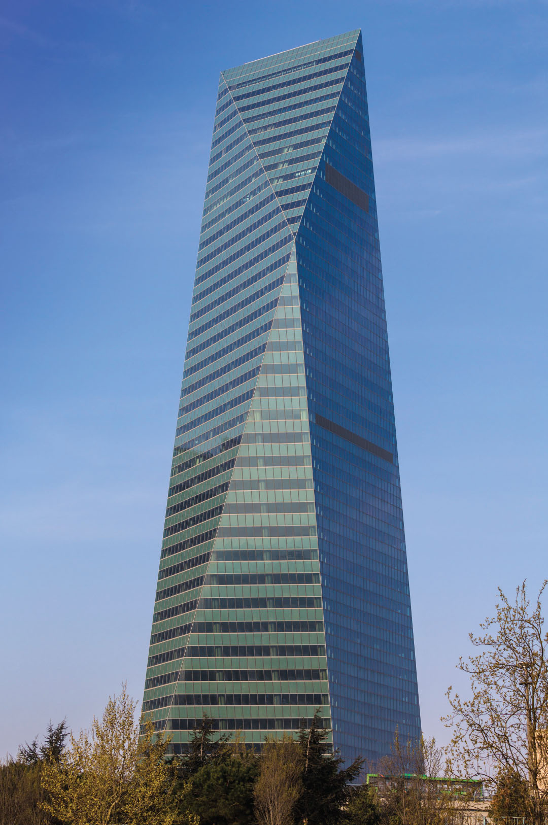Qnb Finansbank Soyak Crystal Tower 2008 Omurga Gruppe